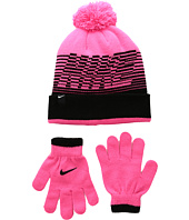 Nike Kids - Velocity Beanie & Gloves Set (Big Kids)