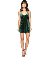 Brigitte Bailey - Kameron Spaghetti Strap Velvet Dress