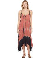 Culture Phit - Molli Spaghetti Strap Tie-Dye Dress