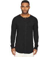 Publish - Aydan - Premium Terry Button Up Drop Shoulder Long Sleeve