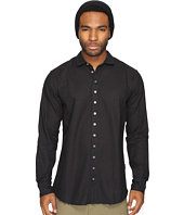 Publish - Xander - Premium Slubbed Rew Hem Button Up