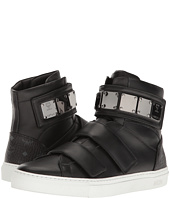 MCM - High Top w/ Brass Plate Detail