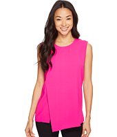Vince Camuto - Sleeveless Double Layer Shell