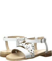 Oscar de la Renta Childrenswear - Patent Leather Strap Sandal (Toddler/Little Kids/Big Kids)