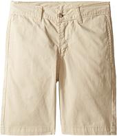 Oscar de la Renta Childrenswear - Cotton Twill Classic Shorts (Toddler/Little Kids/Big Kids)
