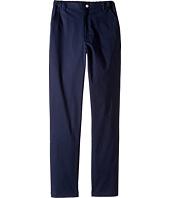 Oscar de la Renta Childrenswear - Cotton Classic Slim Pants (Toddler/Little Kids/Big Kids)