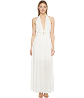 Brigitte Bailey - Leila Maxi Dress with Braided Waist