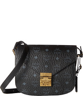 MCM - Patricia Visetos Small Shoulder