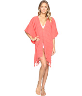 Hat Attack - Beach Poncho Cover-Up