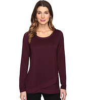 NYDJ - Layered Front Knit Top