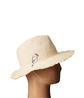 Hat Attack - Parrot Patch Fringed Rancher