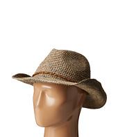 Hat Attack - Raffia Crochet Small Cowgirl