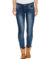 Rock and Roll Cowgirl - Low Rise Skinny in Dark Vintage W0S2326