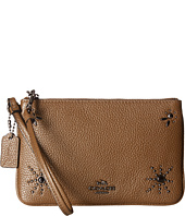 COACH - Western Rivets Small Wristlet