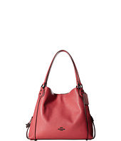 COACH - Pebbled Leather Edie 31 Shoulder Bag