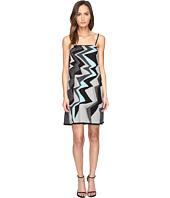 M Missoni - Lurex Lightening Intarsia Dress