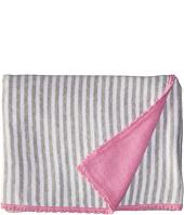 Kate Spade New York Kids - Floral Intarsia Blanket Gift Set (Infant)