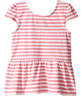 Kate Spade New York Kids - Bow Back Peplum Top (Toddler/Little Kids)