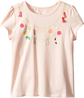 Kate Spade New York Kids - How Charming Tee (Toddler/Little Kids)