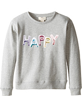 Kate Spade New York Kids - Happy Sweatshirt (Little Kids/Big Kids)