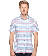 Perry Ellis - Horizontal Stripe Shirt