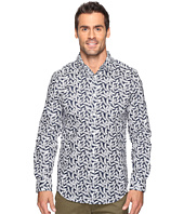 Perry Ellis - Leaf Print Design Shirt