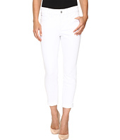 NYDJ - Alina Convertible Ankle in Optic White