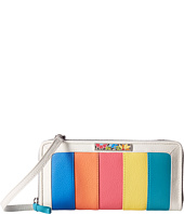 Brighton - Suncatcher Color Block Zip Wallet