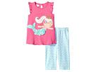Mermaid Tunic Capris Set (Toddler)