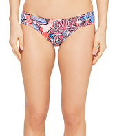 Tommy Bahama - Java Blossom Side-Shirred Hipster Bikini Bottom
