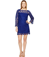 Adrianna Papell - Florentine Trellis Shift Dress