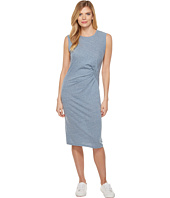 Splendid - Tri-blend Jersey Pleat Dress