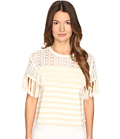 See by Chloe - Jersey Fringe Blouse