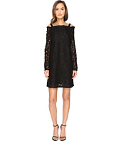 See by Chloe - Lace Long Sleeve Straps Dress