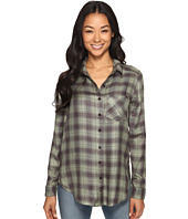 RVCA - York Plaid Button-Up Shirt