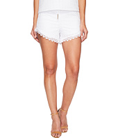 kensie - Eyelet Dots Shorts KS4K1184