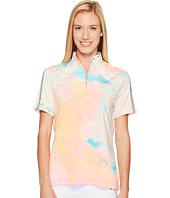 Jamie Sadock - Lava Print Mid Short Sleeve Top