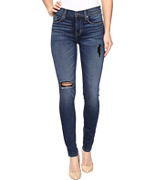 Hudson - Nico Mid-Rise Super Skinny Jeans in Tipping Point