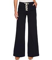 Splendid - Cotton Twill Lace-Up Pants
