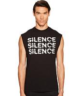 McQ - Triple Silence Sleeveless Tee