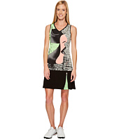 Jamie Sadock - Facetime Print Dress