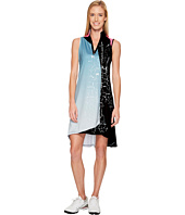 Jamie Sadock - Crackle Print Dress