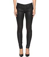 AG Adriano Goldschmied - Leggings Ankle in Crackle Black