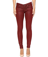 AG Adriano Goldschmied - Leggings Ankle in Crackle Ruby Rouge