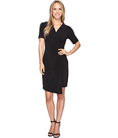 Karen Kane - Crossover Drape Dress