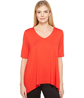 Karen Kane - Short Sleeve Swing Top