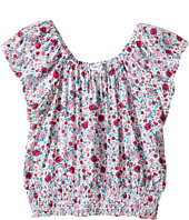 Splendid Littles - Off the Shoulder Printed Top (Big Kids)