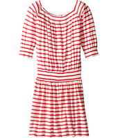 Splendid Littles - Off the Shoulder Striped Dress (Big Kids)