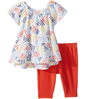 Splendid Littles - All Over Print with Solid Leggings Set (Infant)