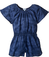 Splendid Littles - Tie-Dye with Lurex Romper (Little Kids)